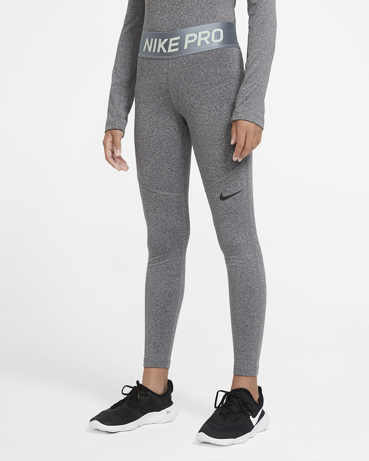 Nike Pro Warm Big Kids' (Girls') Tights