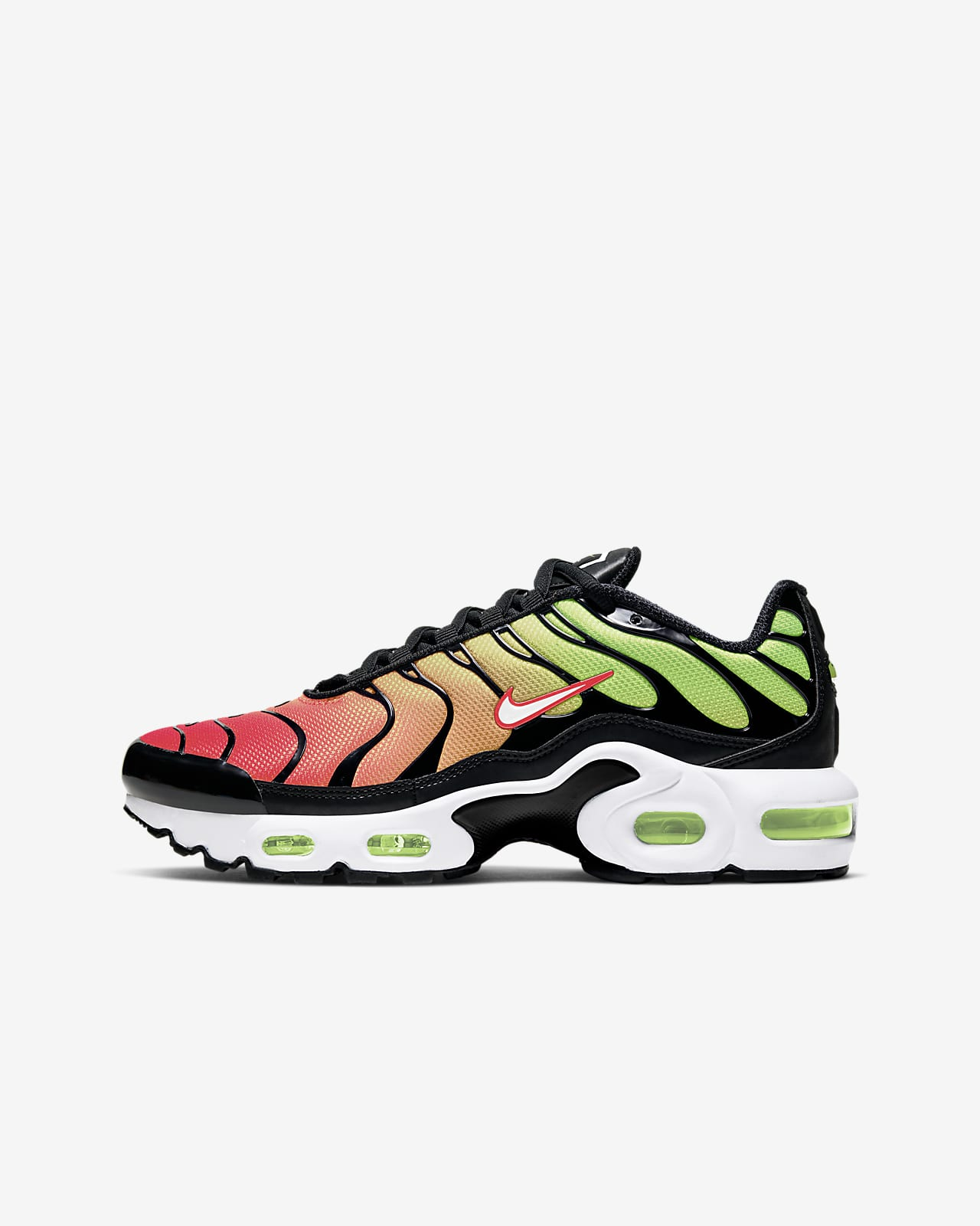 Nike Air Max Plus sko til store barn