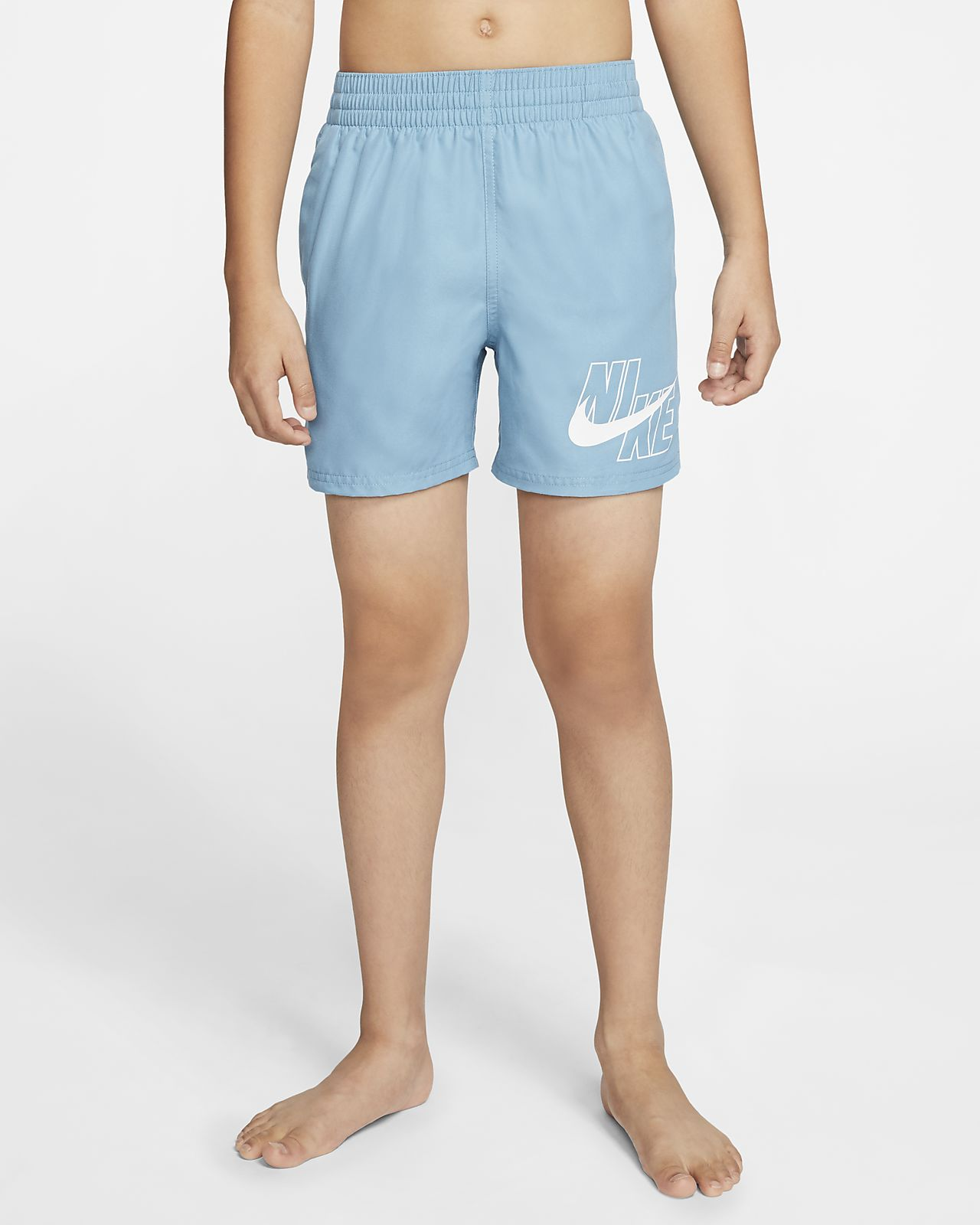 Nike Lap 4 Older Kids' (Boys') Swim Shorts
