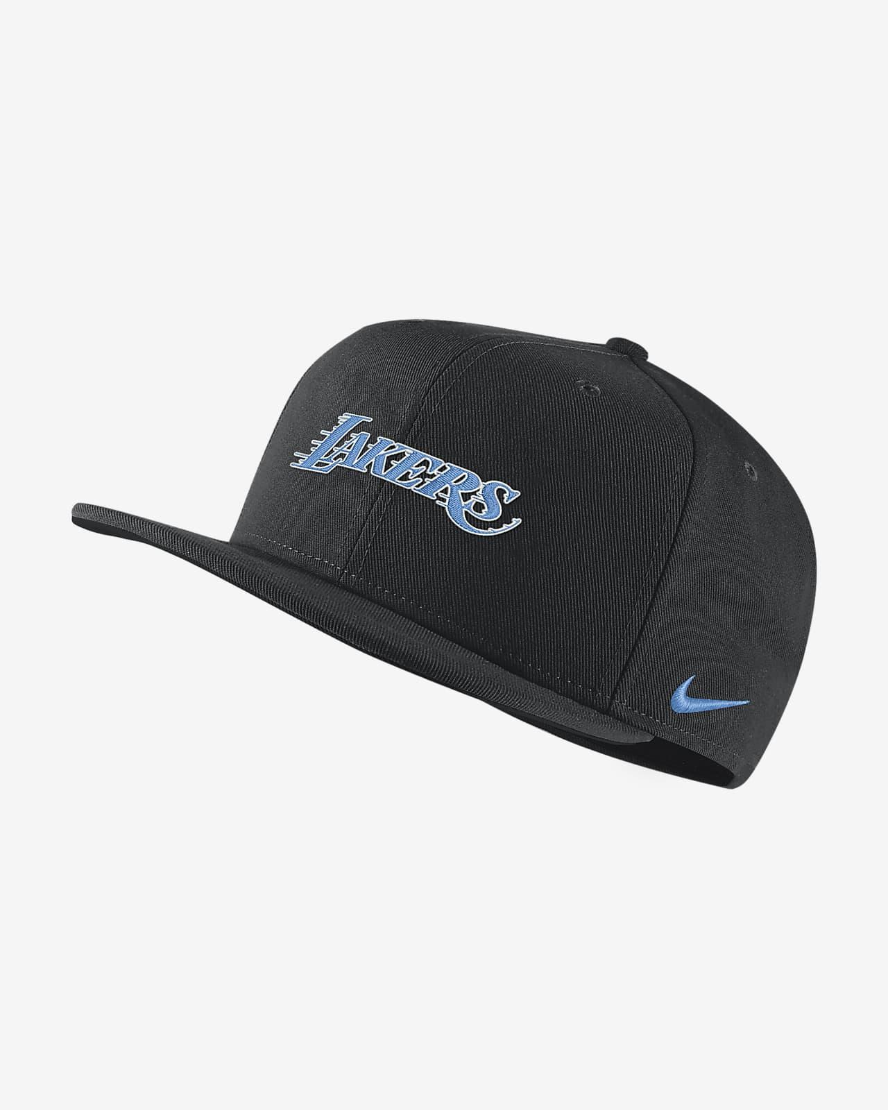 Cappello Los Angeles Lakers City Edition Nike Pro NBA