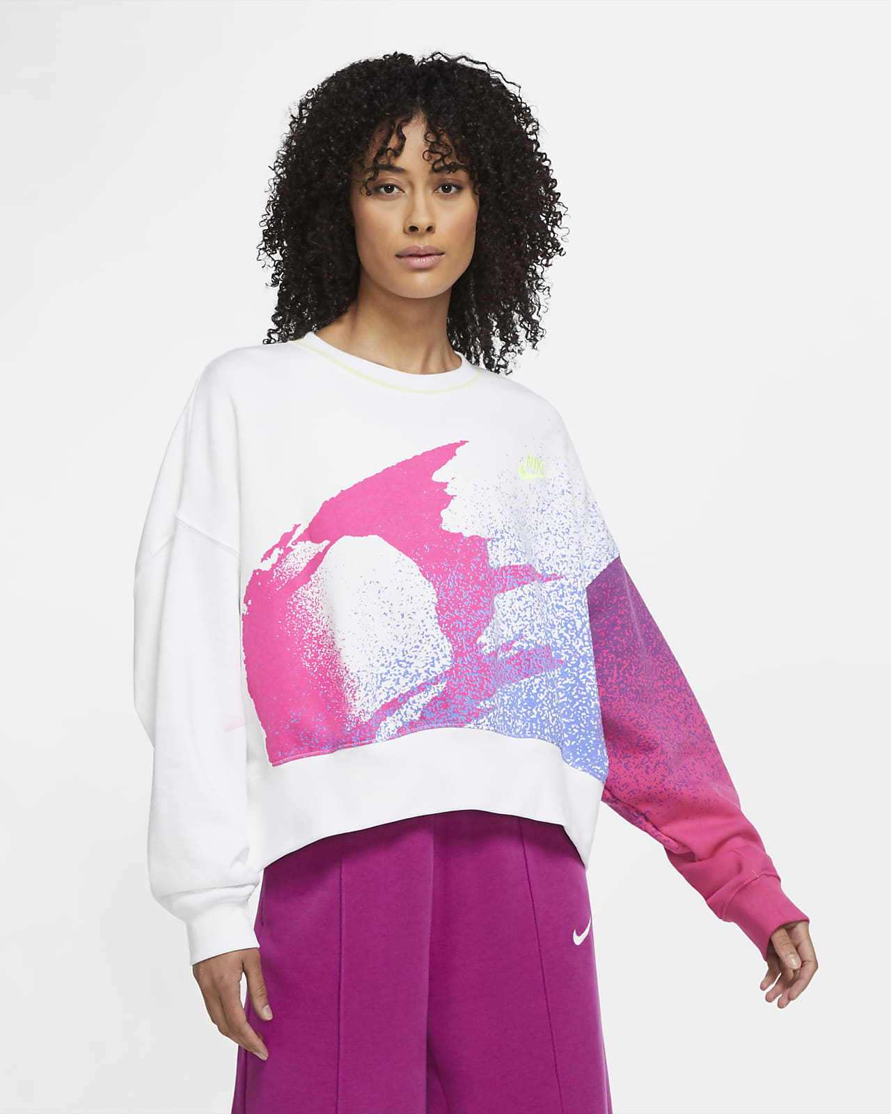 Nike Sportswear Women's Cropped Crew