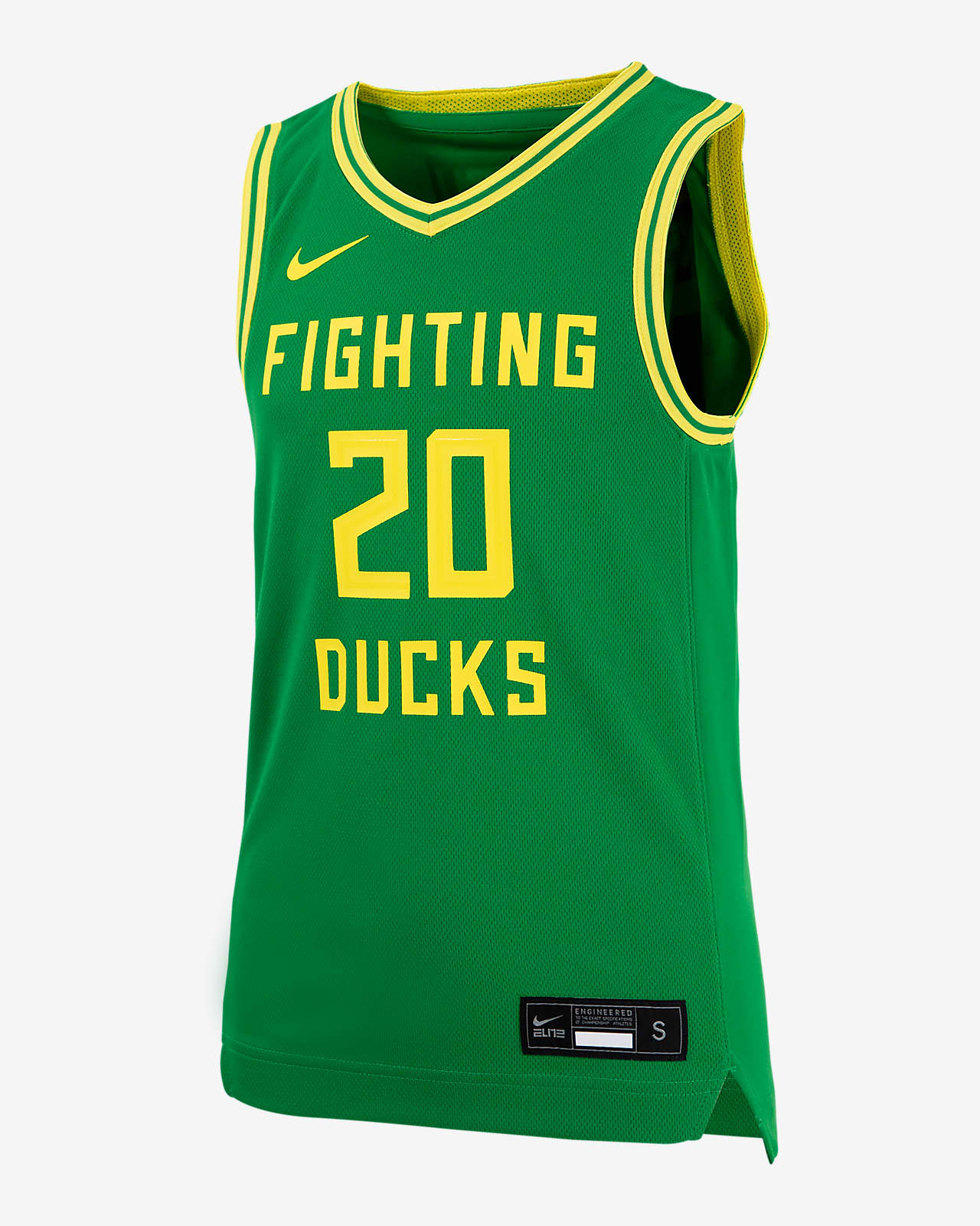 Nike College (Oregon) Big Kids' Basketball Jersey