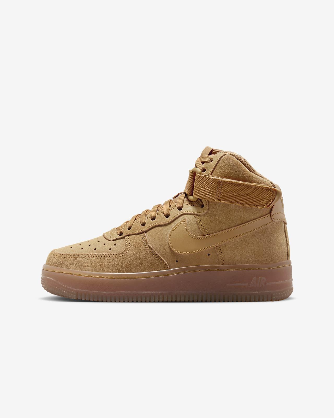 Nike Air Force 1 High LV8 3 Big Kids' Shoes