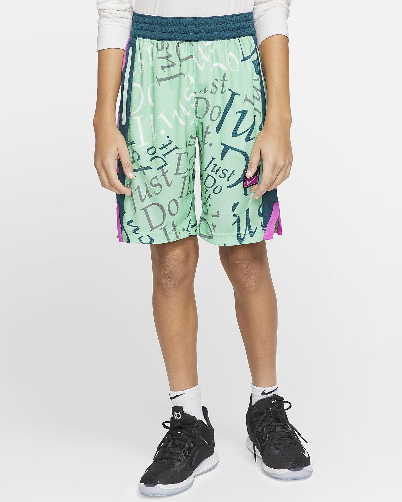 Nike Elite Big Kids' Basketball Shorts