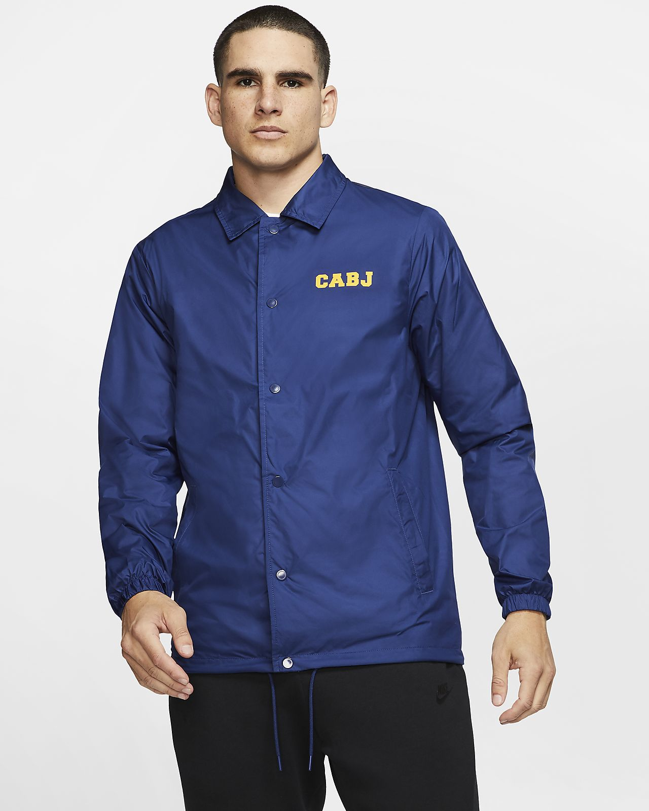 Nike Shield Boca Juniors Men's Jacket