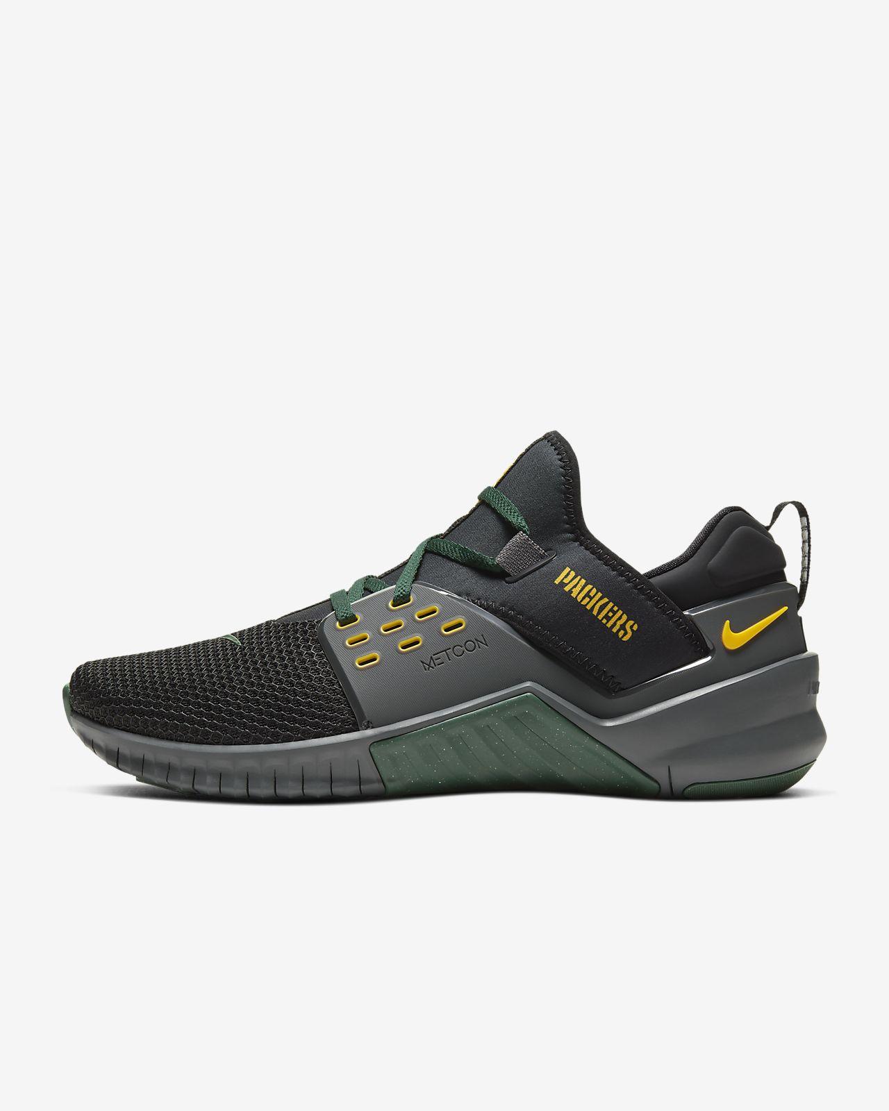 Nike Free X Metcon 2 (Green Bay Packers) Men's Training Shoe