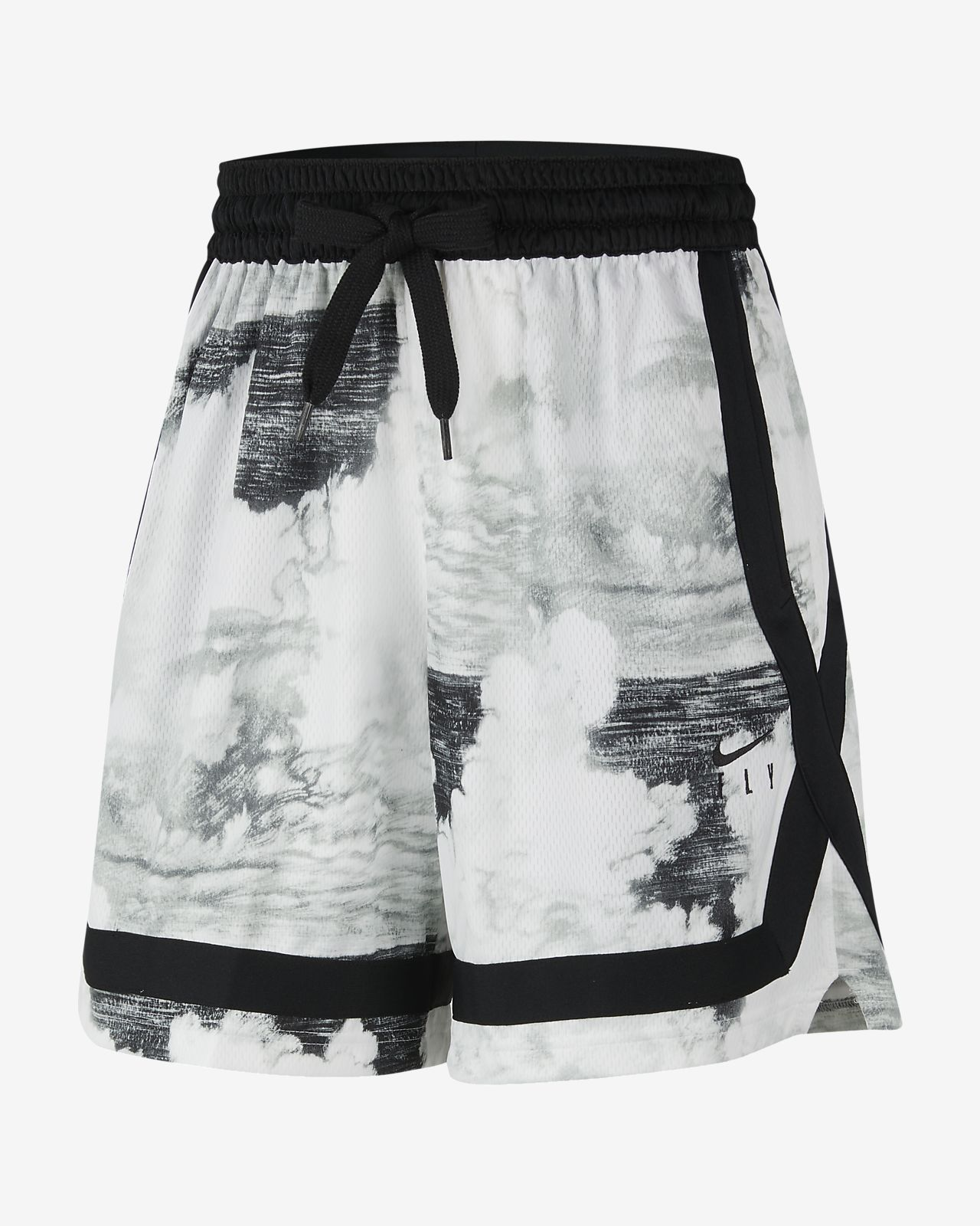 Nike Swoosh Fly Women's Basketball Printed Shorts