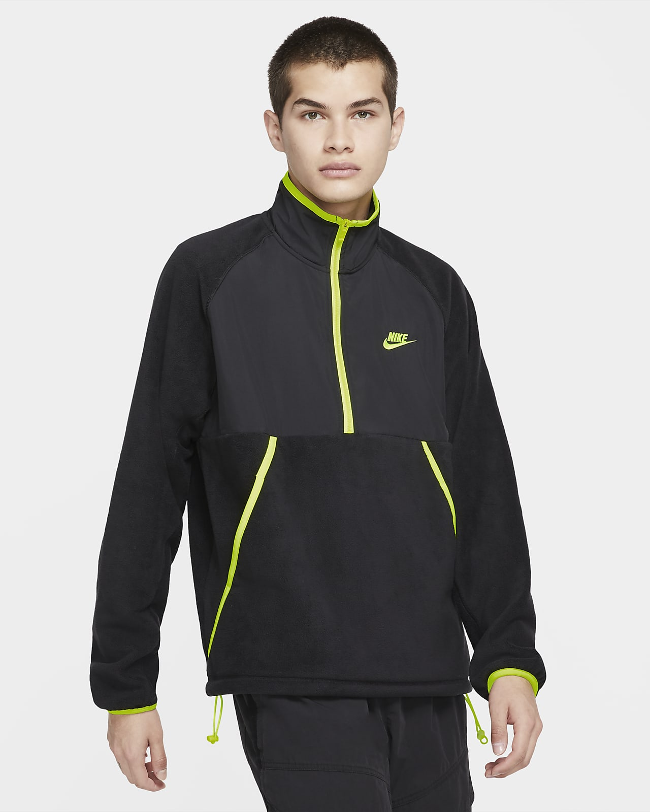 Nike Sportswear Men's Winterized Half-Zip Top