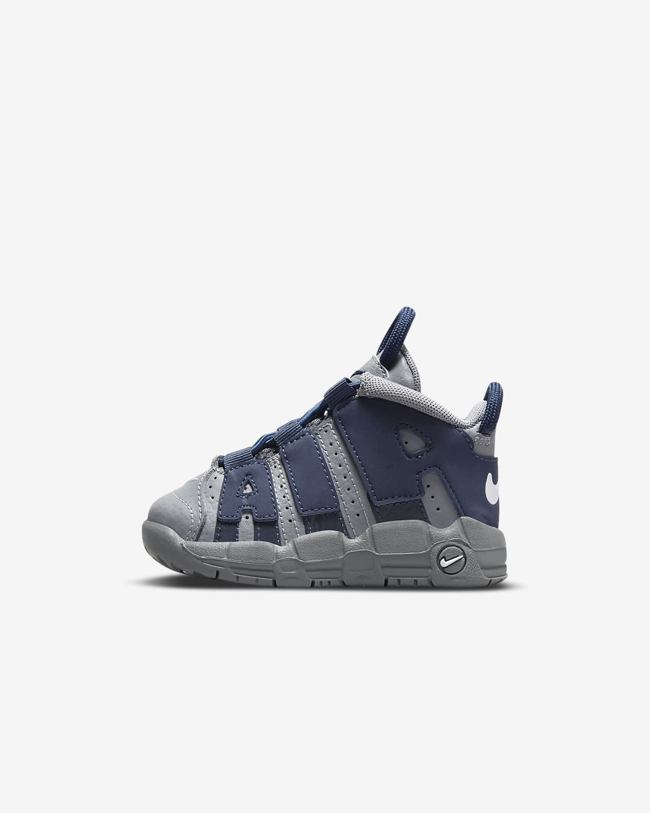 Nike Air More Uptempo Baby/Toddler Shoes
