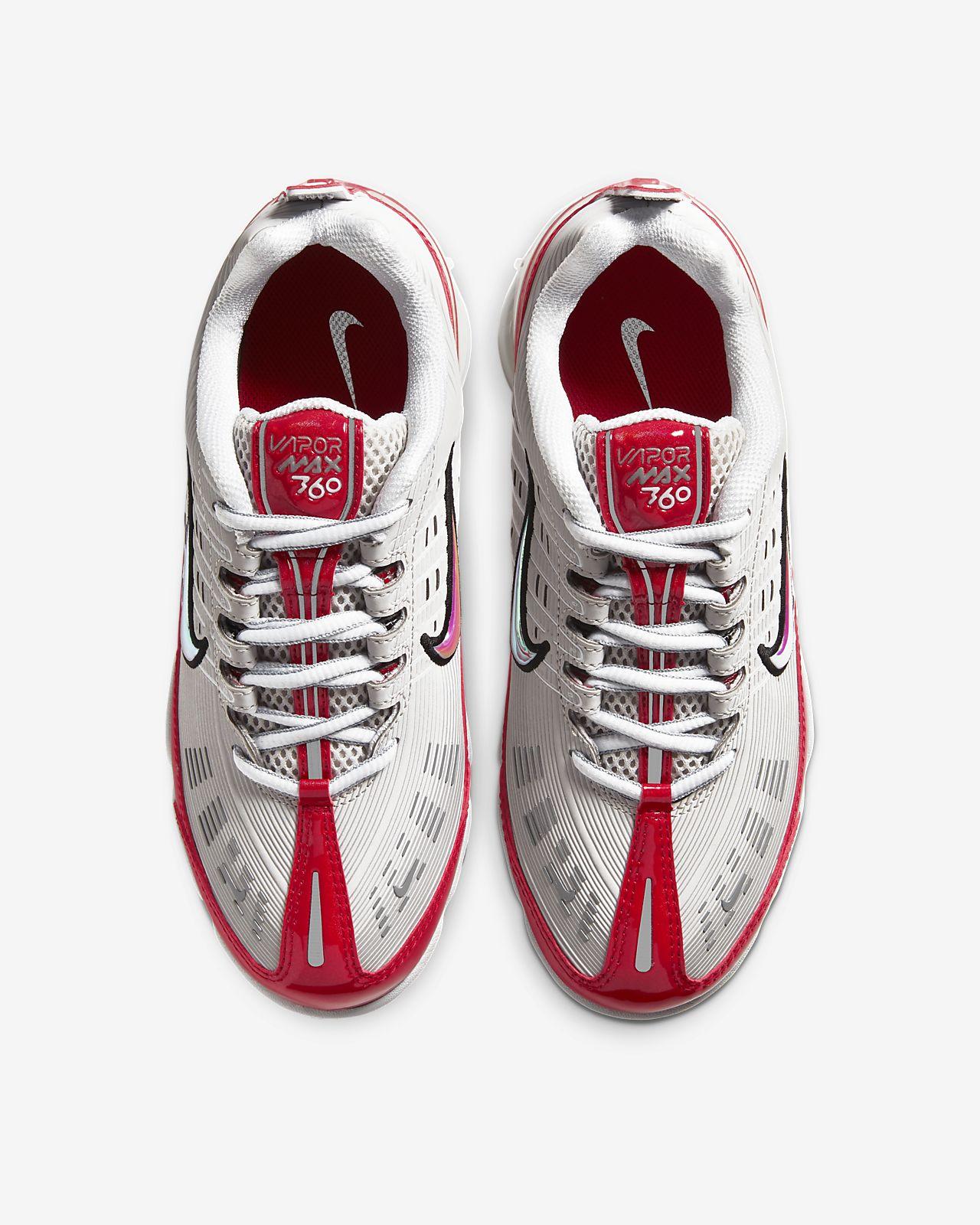 Nike Air VaporMax 360 'Vast GreyParticle Grey' & 'Metallic