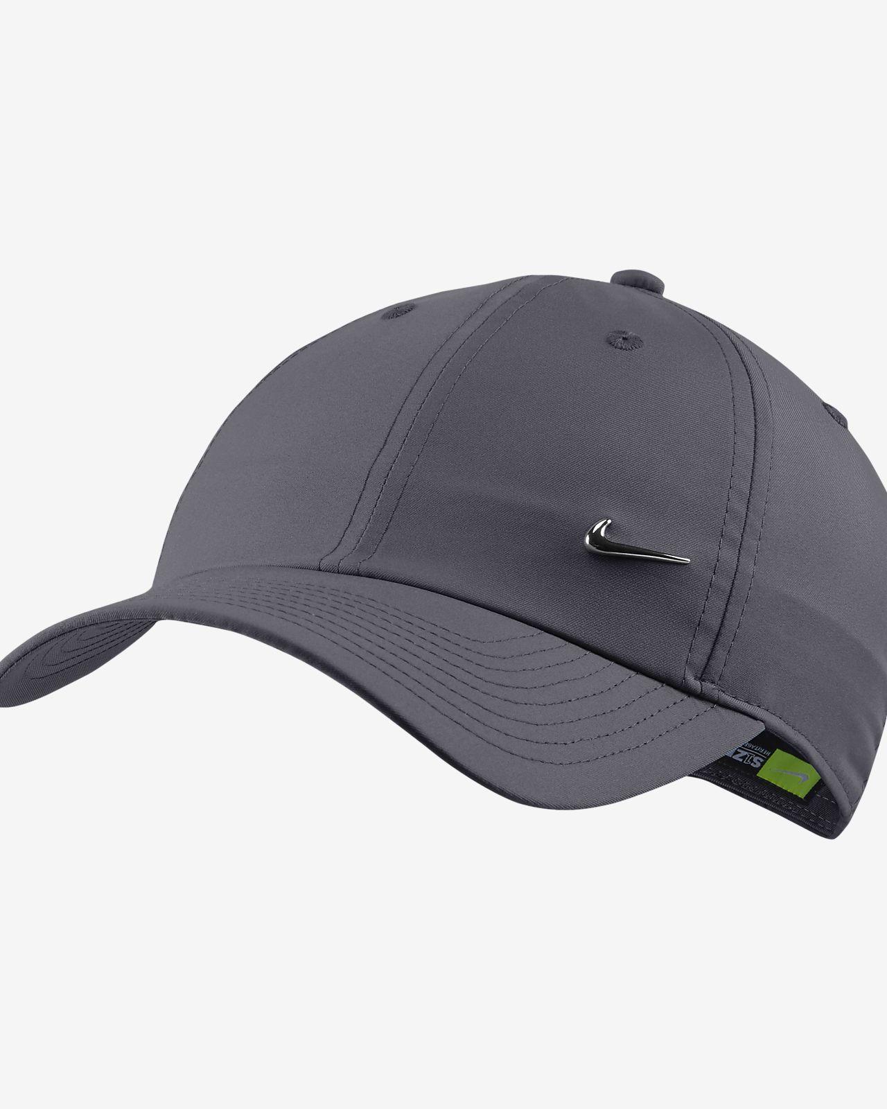 Nike Metal Swoosh H86 Adjustable Hat. Nike NO