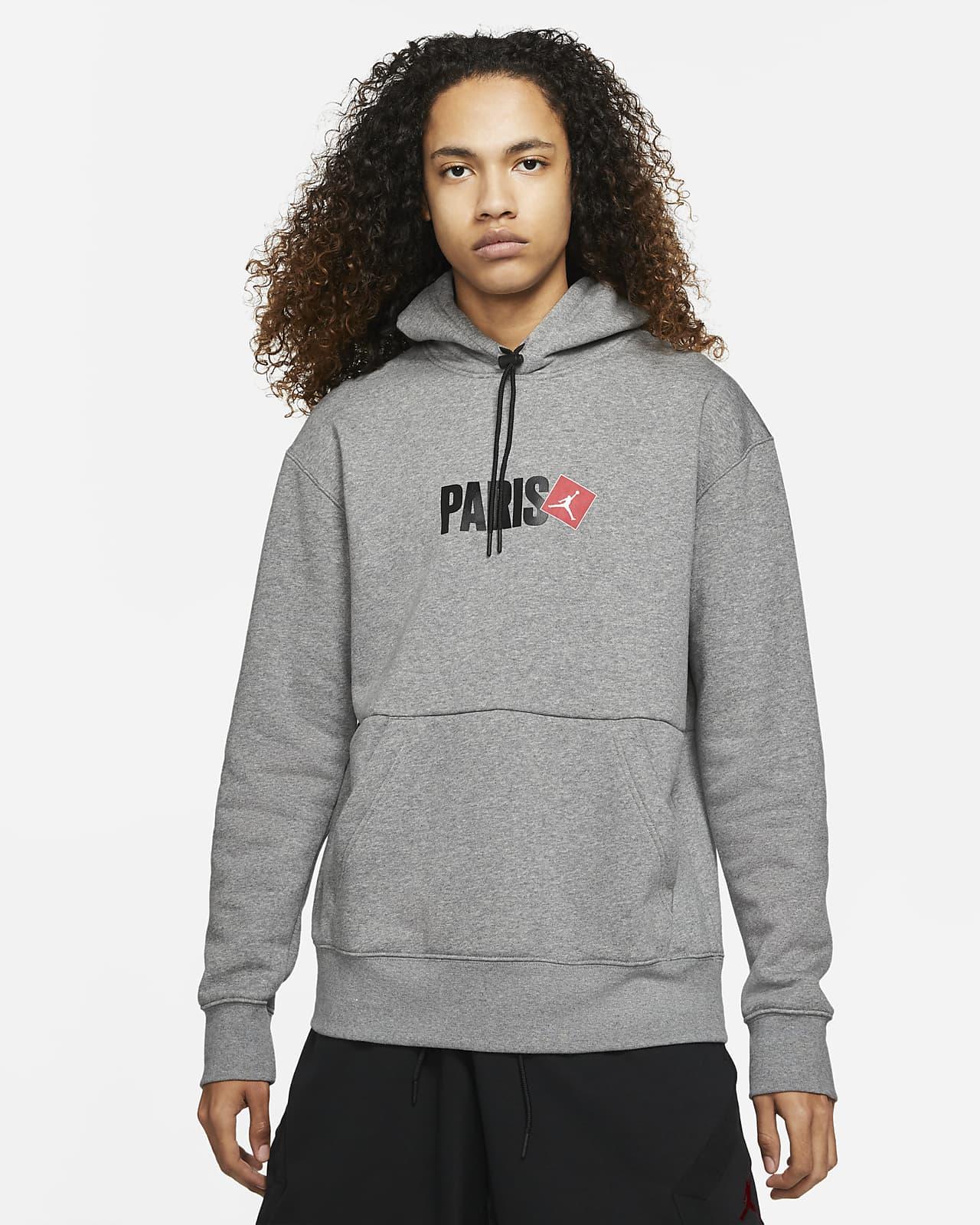 Męska bluza z kapturem Jordan Paris