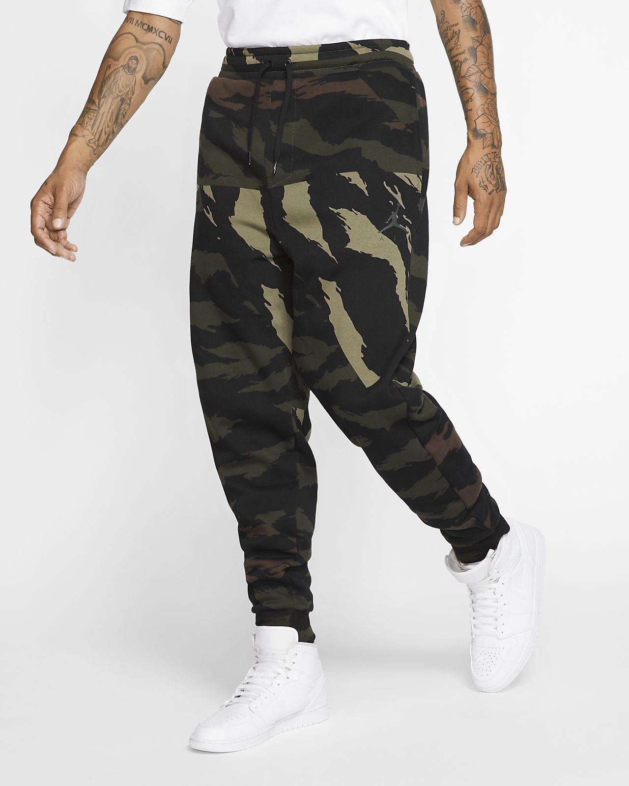 Jordan Jumpman Fleece Camo Trousers