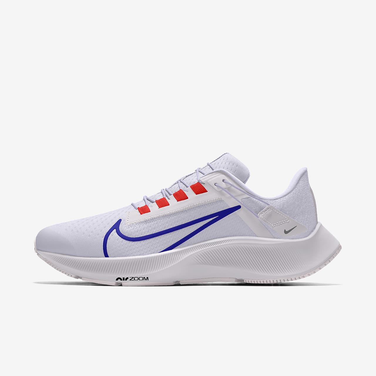 Nike Air Zoom Pegasus 38 By You Men's Road Running Shoes
