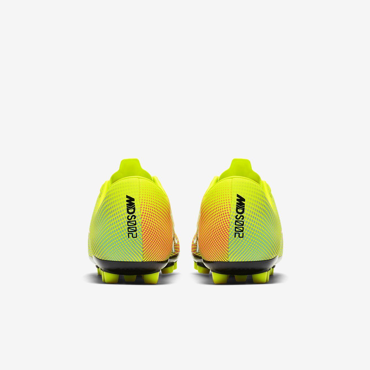 Chaussure de football à crampons pour terrain synthétique Nike Mercurial Vapor 13 Academy MDS AG