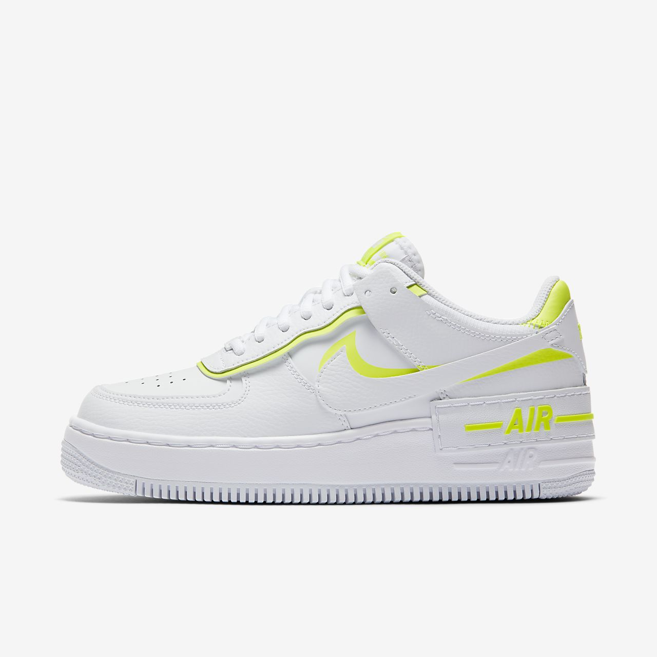 air force one nike blanche femme