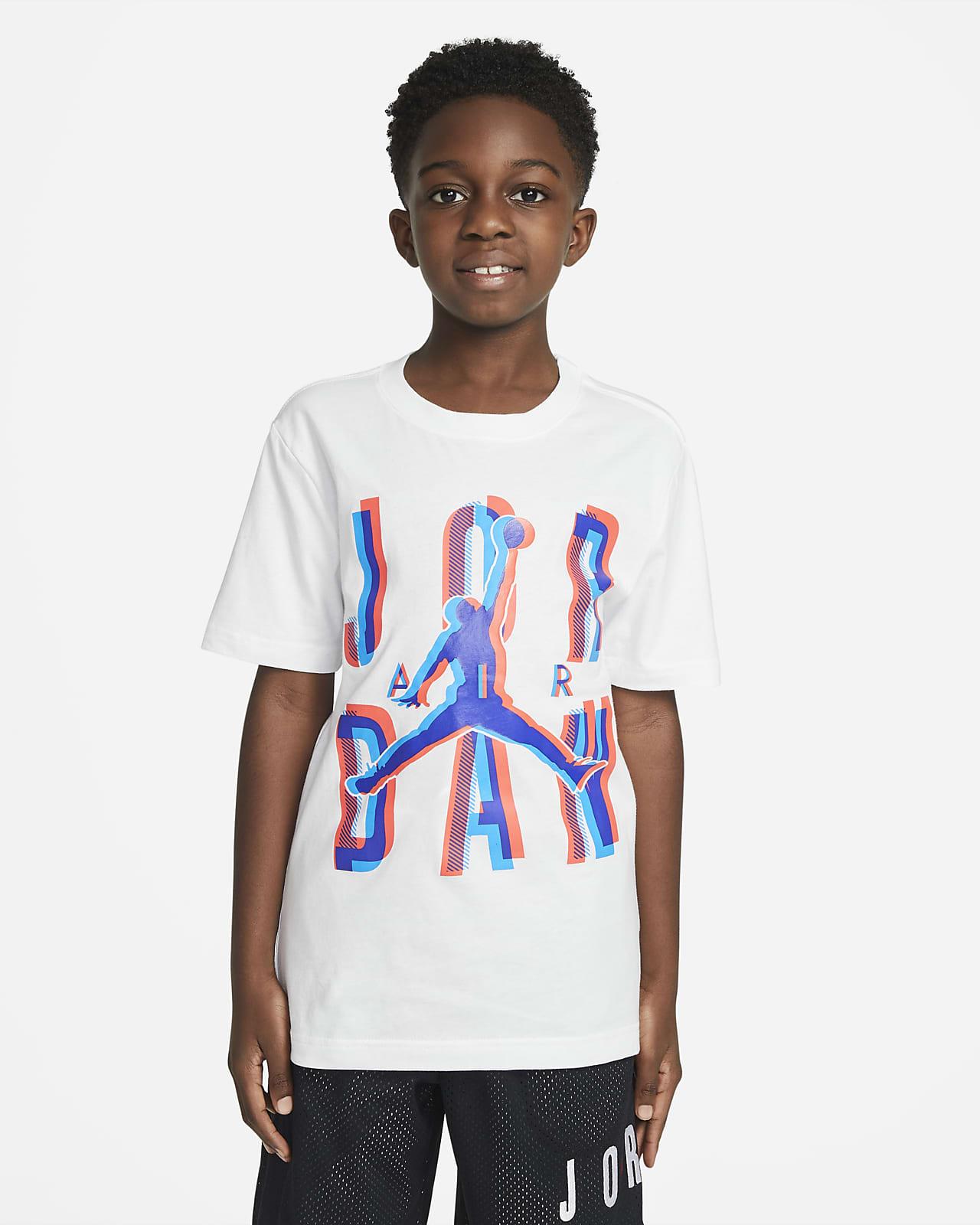Jordan Big Kids' (Boys') T-Shirt