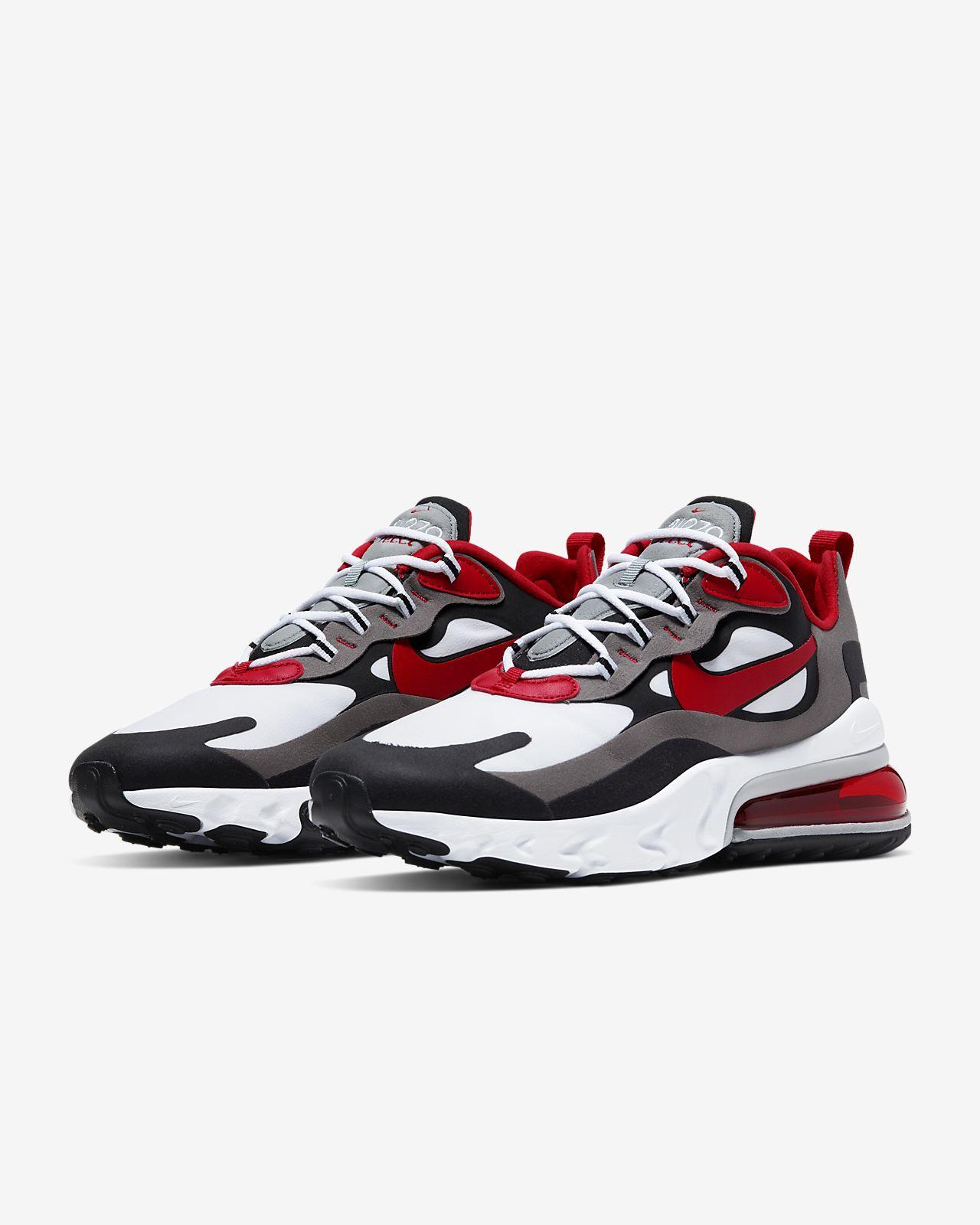 Calidad superior mejor lugar para super popular NIKE Official]Nike Air Max 270 React Men's Shoe.Online store (mail ...