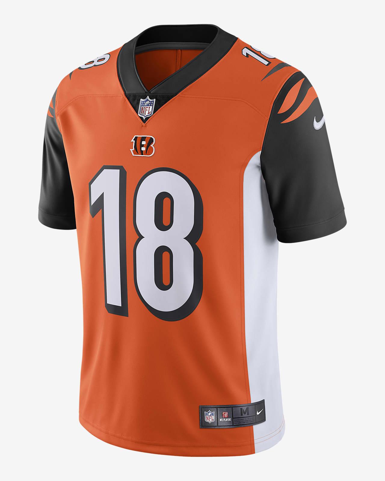 NFL Cincinnati Bengals (A.J. Green) Men's Limited Vapor Untouchable Football Jersey