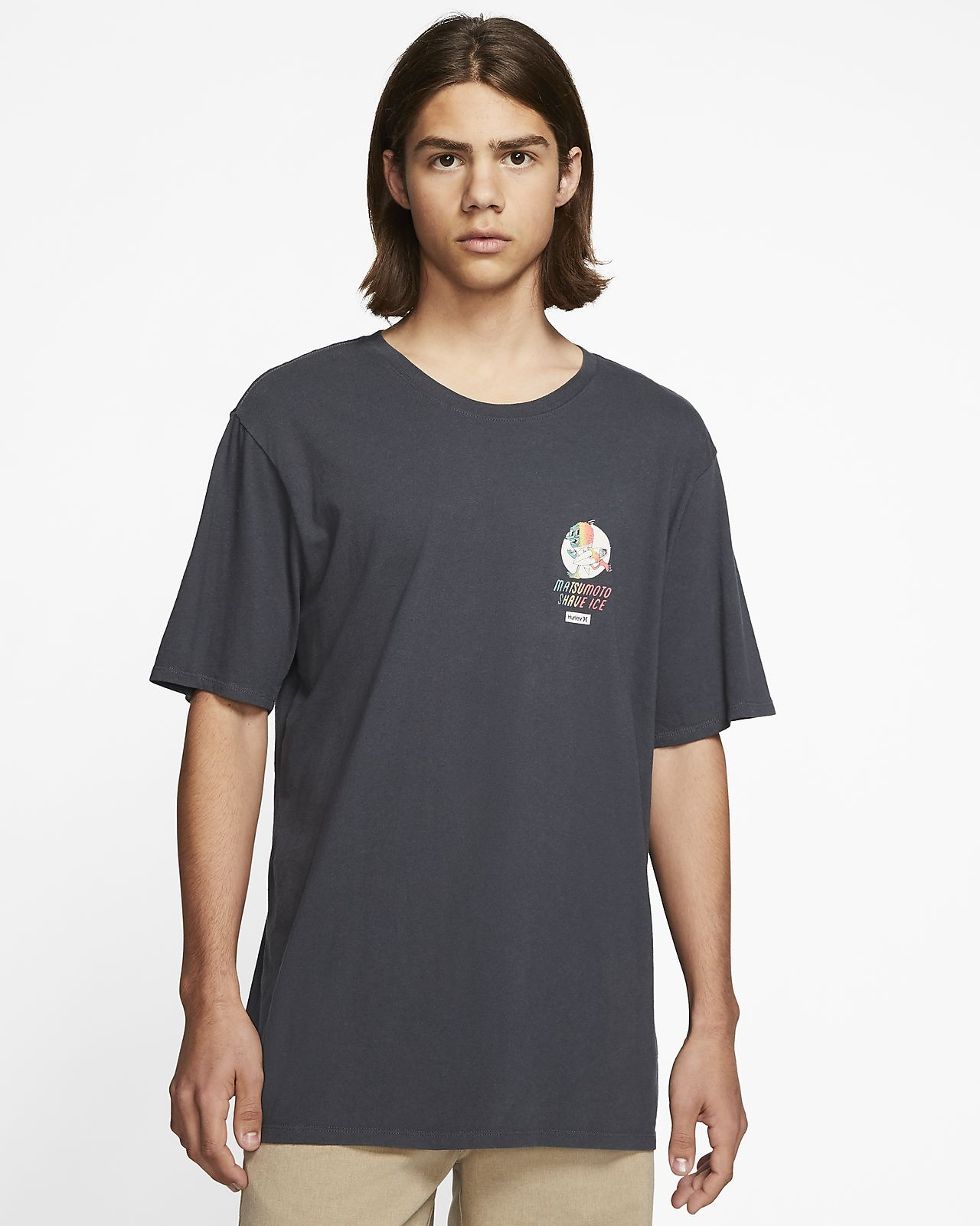 Pánské tričko Hurley x Matsumoto Shave Ice