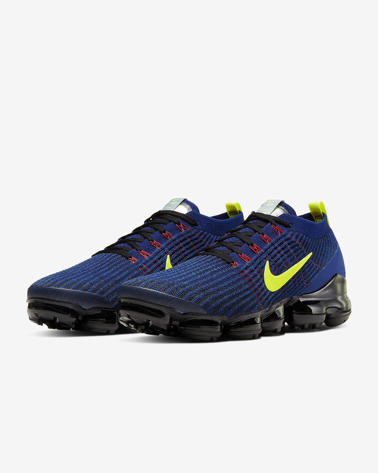 men's shoe nike air vapormax flyknit 3