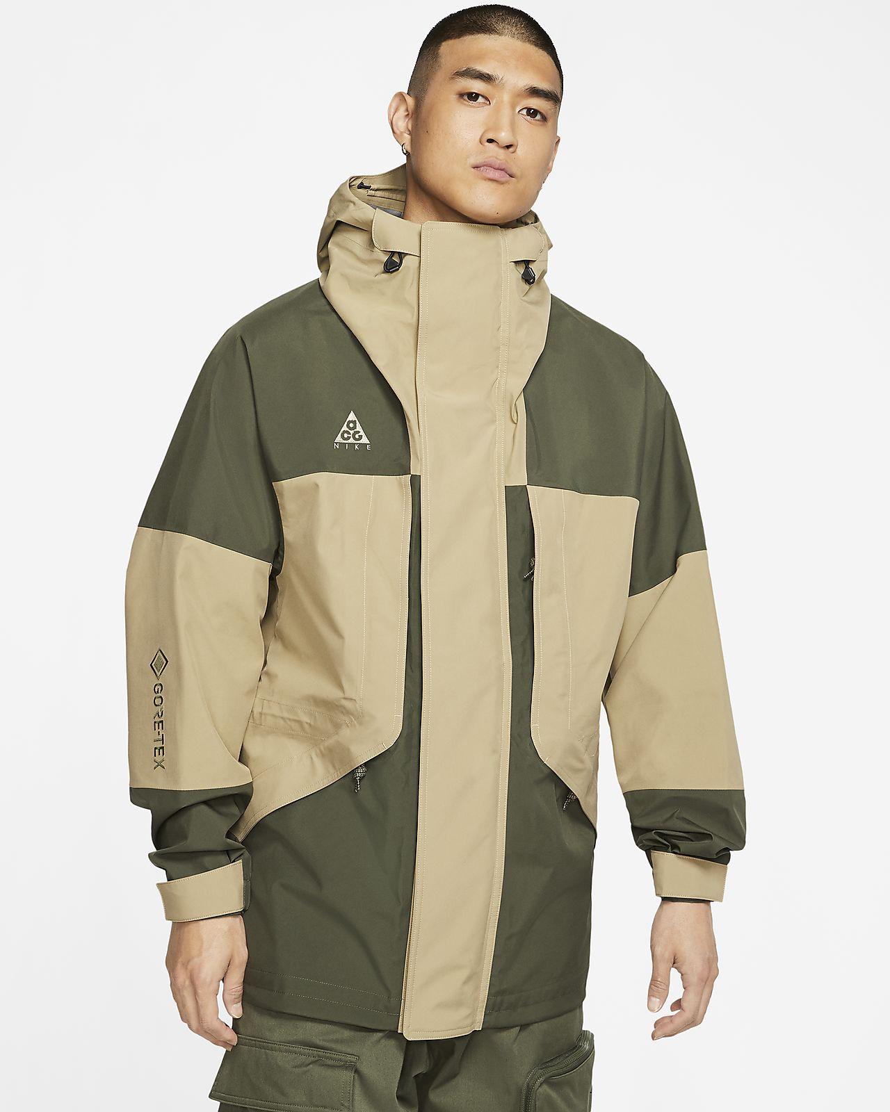 เสื้อแจ็คเก็ตผู้ชาย Nike ACG GORE-TEX