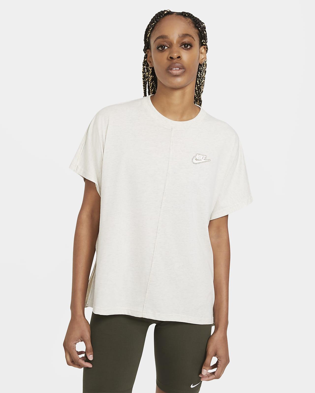 Nike Sportswear rövid ujjú női felső