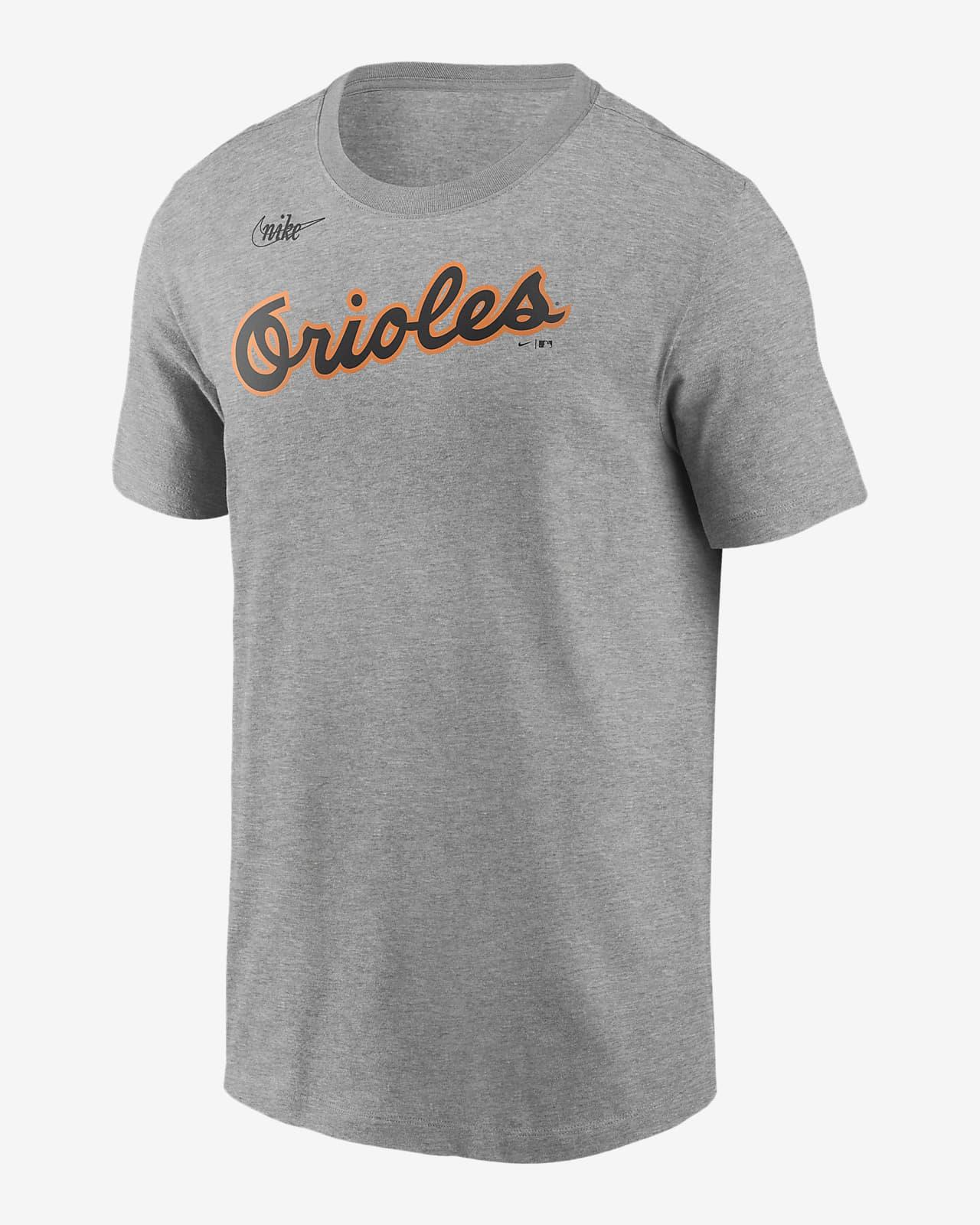 Nike Cooperstown Wordmark (MLB Baltimore Orioles) Men's T-Shirt