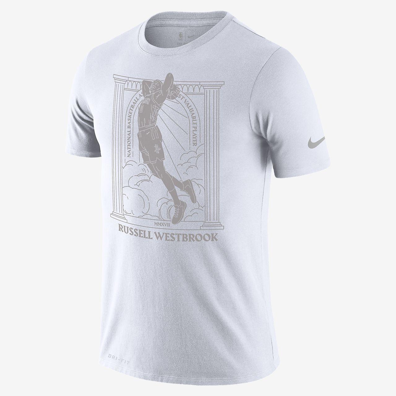 Russell Westbrook Rockets MVP Men's Nike Dri-FIT NBA T-Shirt