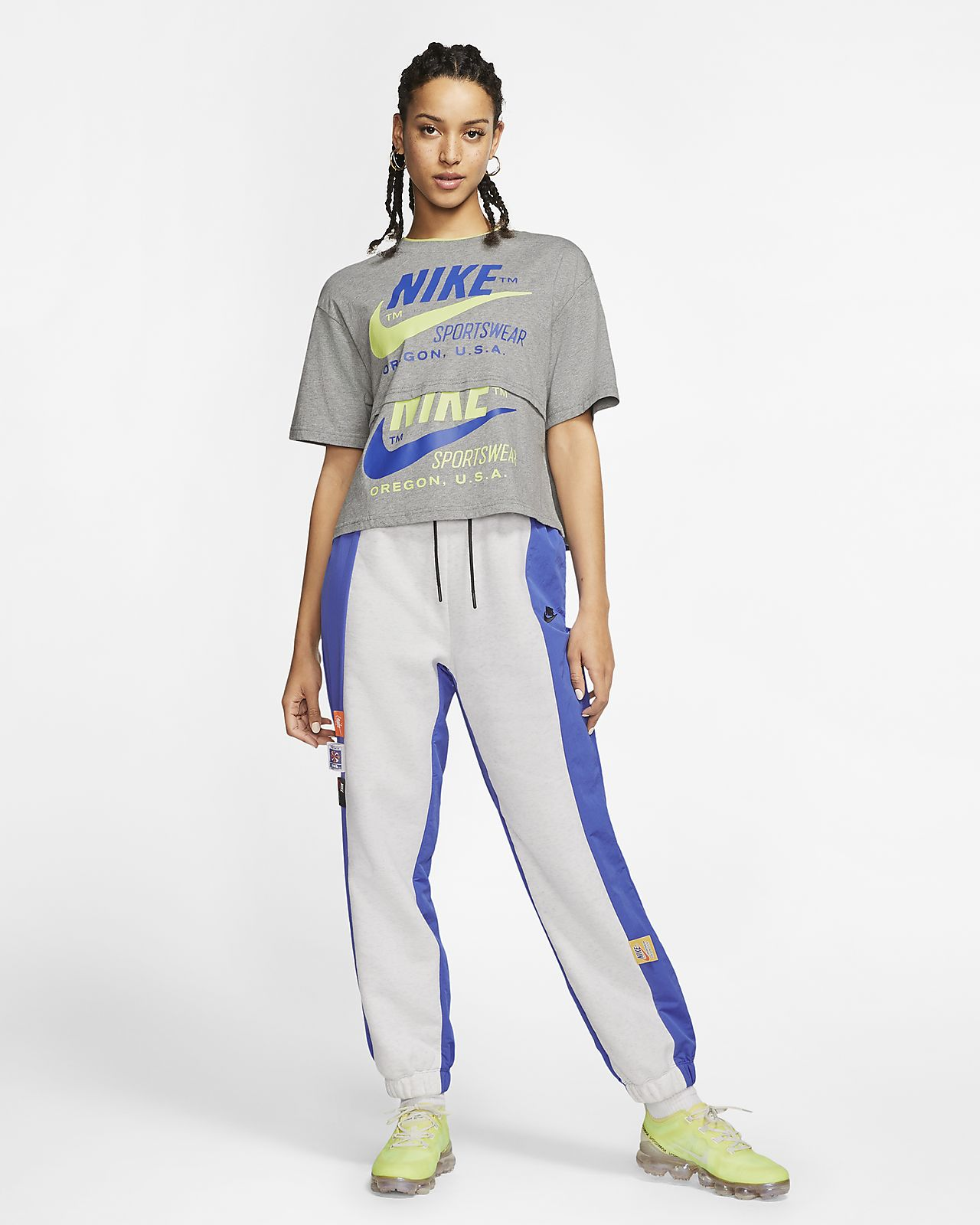 nike skorts, Nike B Nsw Cf Pant Carbon Heather,nike skor