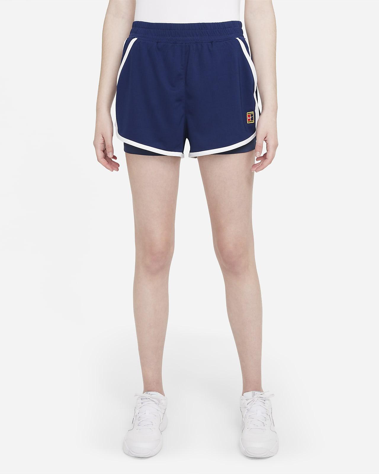 NikeCourt Dri-FIT Slam Pantalons curts - Dona