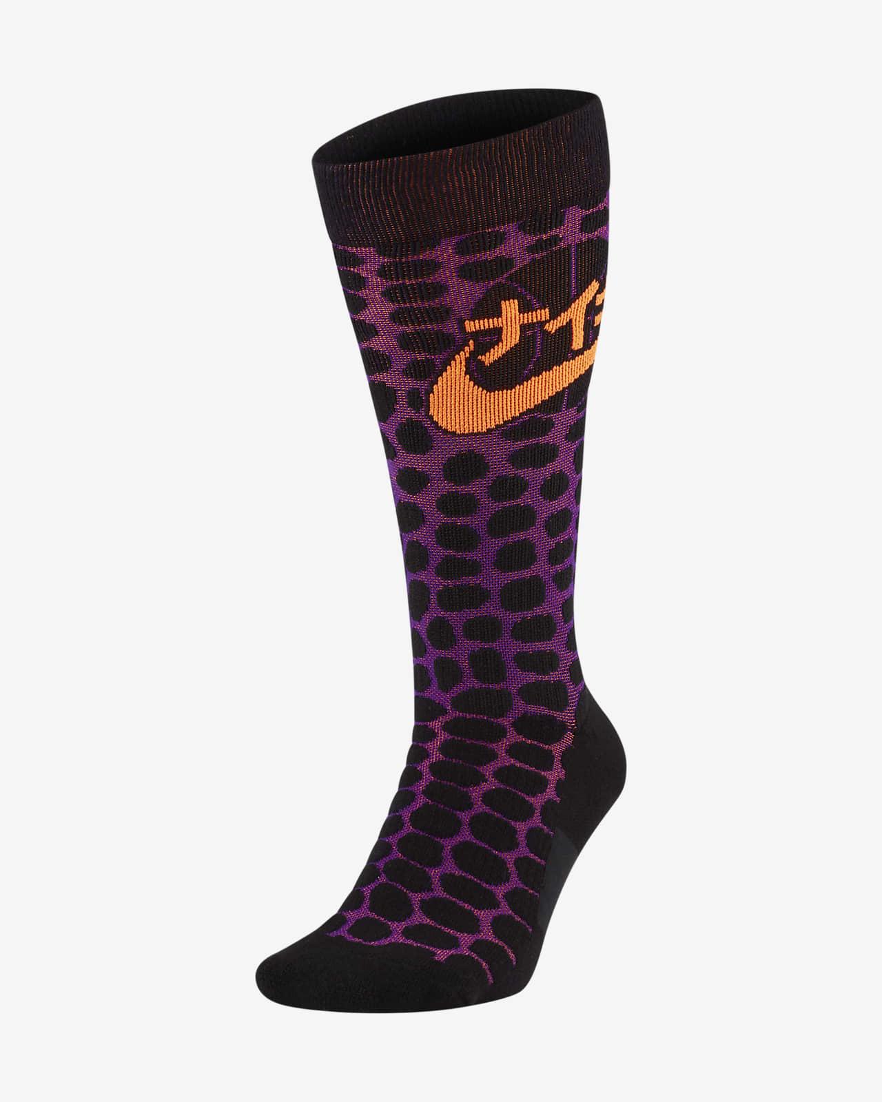 Chaussettes de basketball mi-mollet Nike SNEAKR SOX