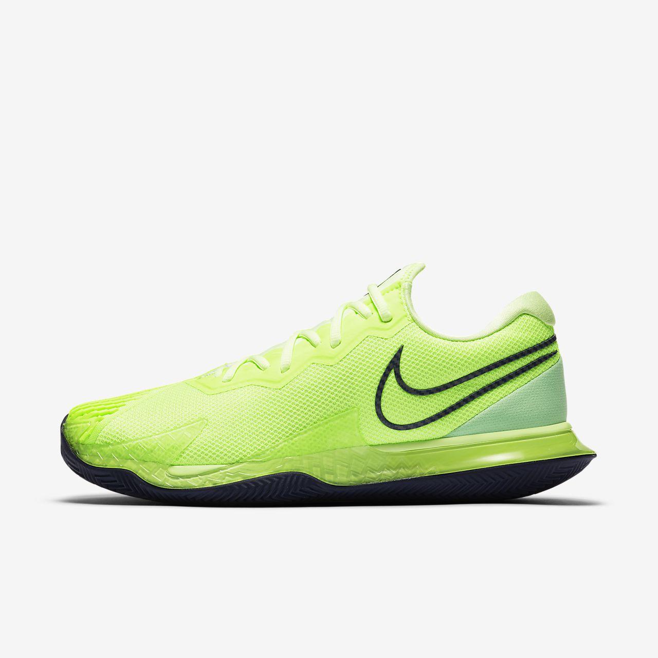 NikeCourt Air Zoom Vapor Cage 4-tennissko til grus til mænd