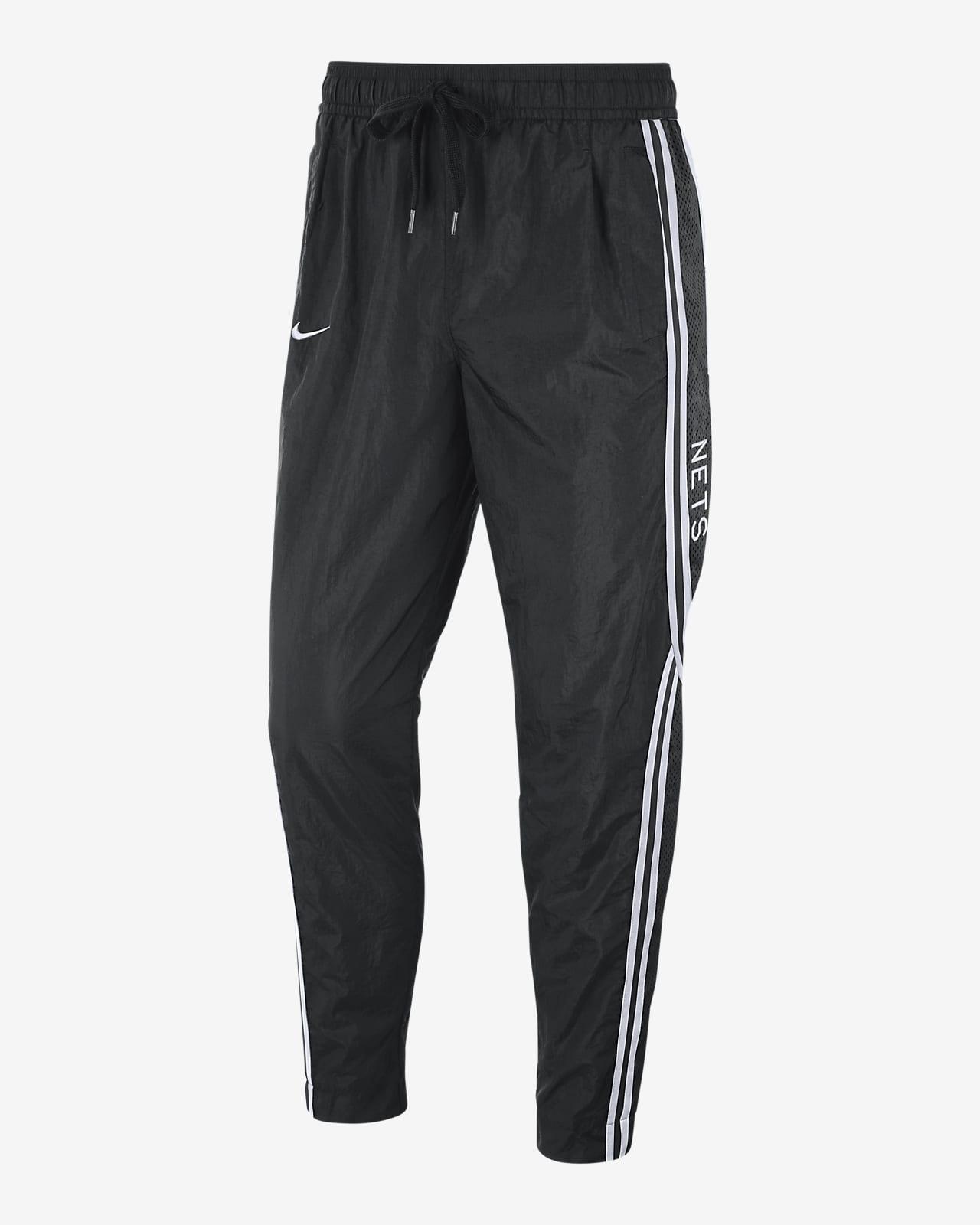布鲁克林篮网队 Courtside Nike NBA 女子运动长裤