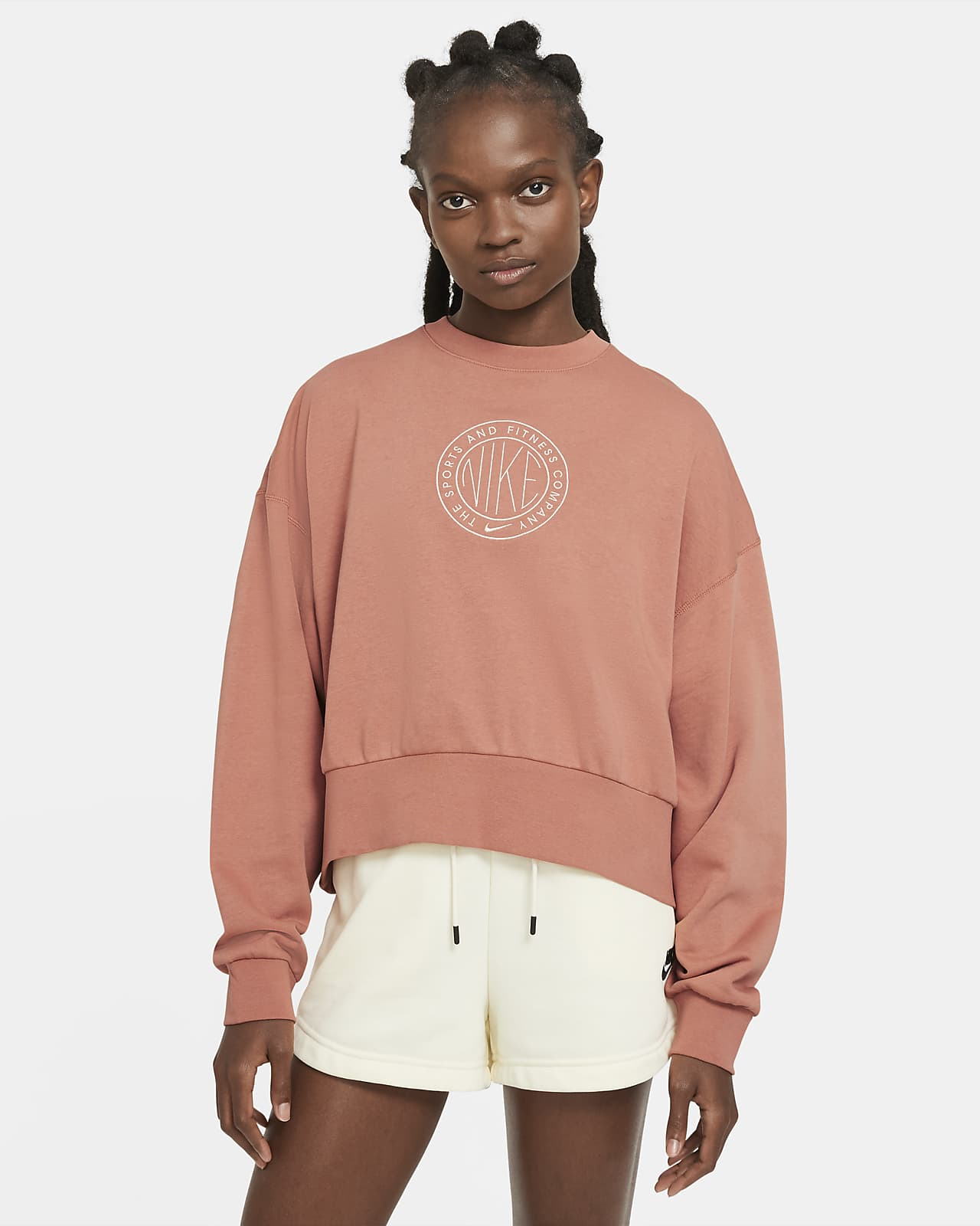 Sudadera de cuello redondo para mujer Nike Sportswear Femme