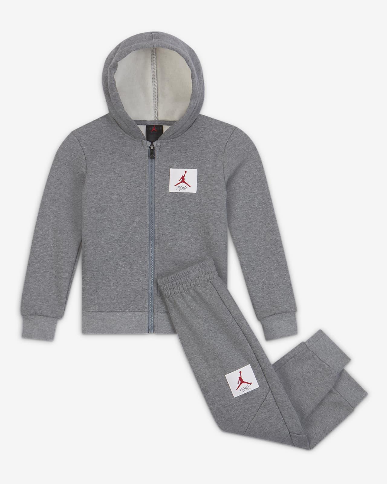 Jordan Toddler Zip Hoodie and Pants Set
