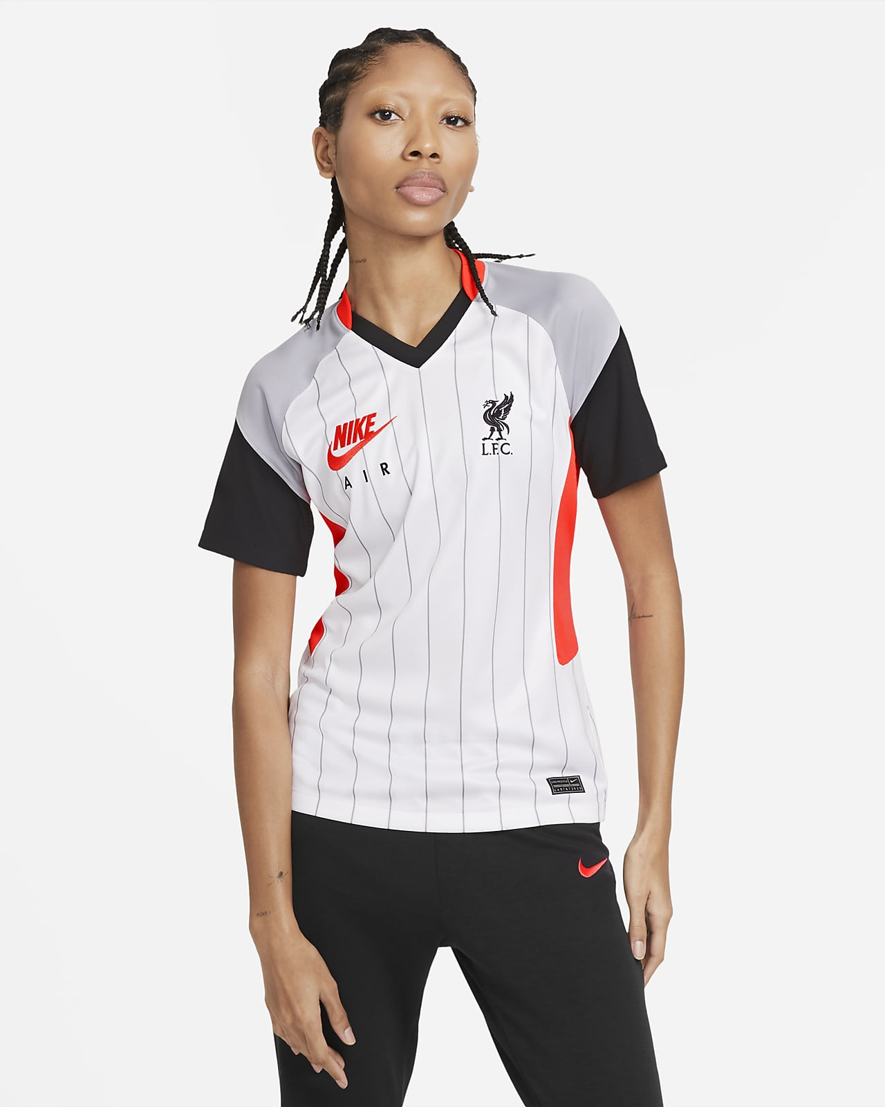 Liverpool F.C. Stadium Air Max Women's Football Shirt