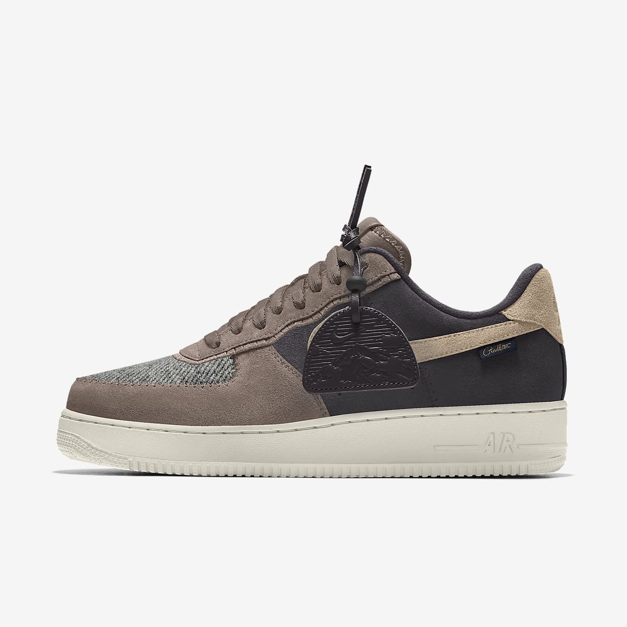 Chaussure personnalisable Air Force 1 Low Pendleton By You