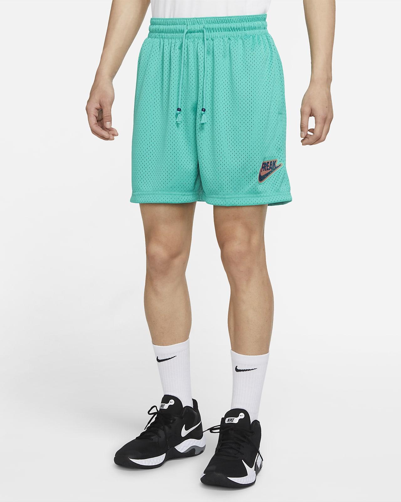 """Giannis """"Freak"""" 男款網布籃球褲"""