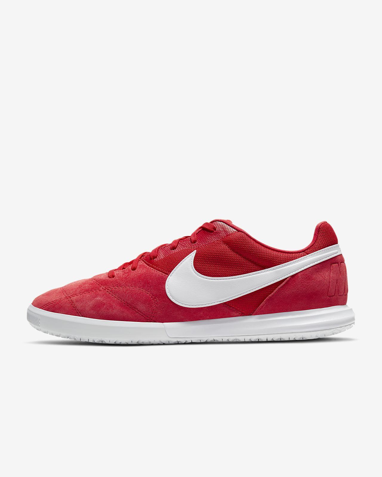 chaussures de foot de salle nike