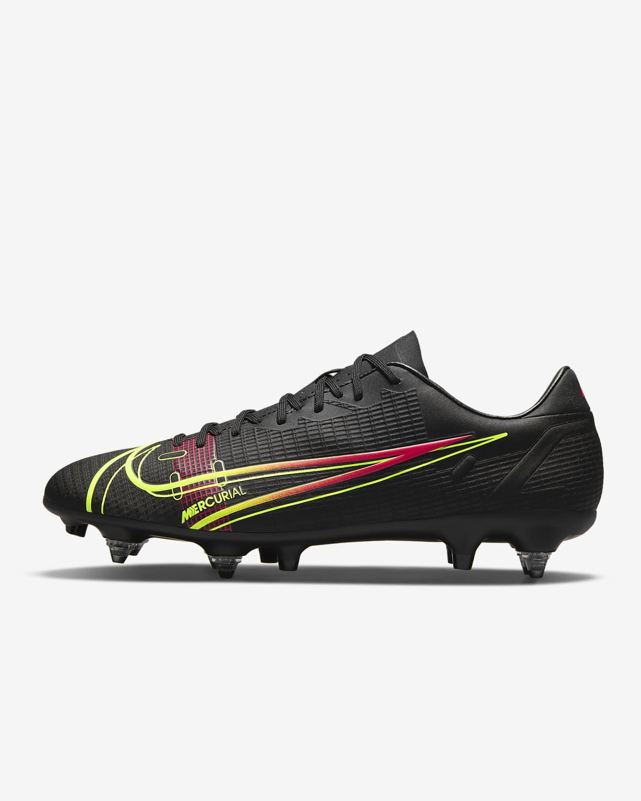 Chaussure de football à crampons pour terrain gras Nike Mercurial Vapor 14 Academy SG-Pro AC