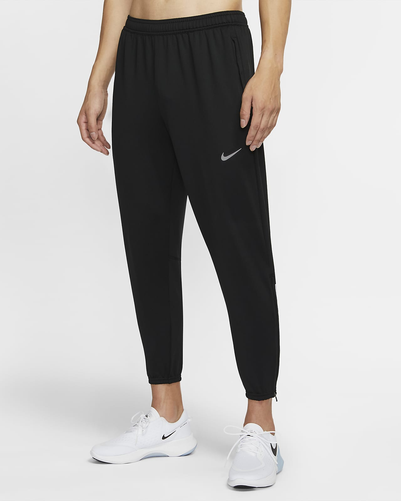 Nike Essential 男款針織跑步長褲