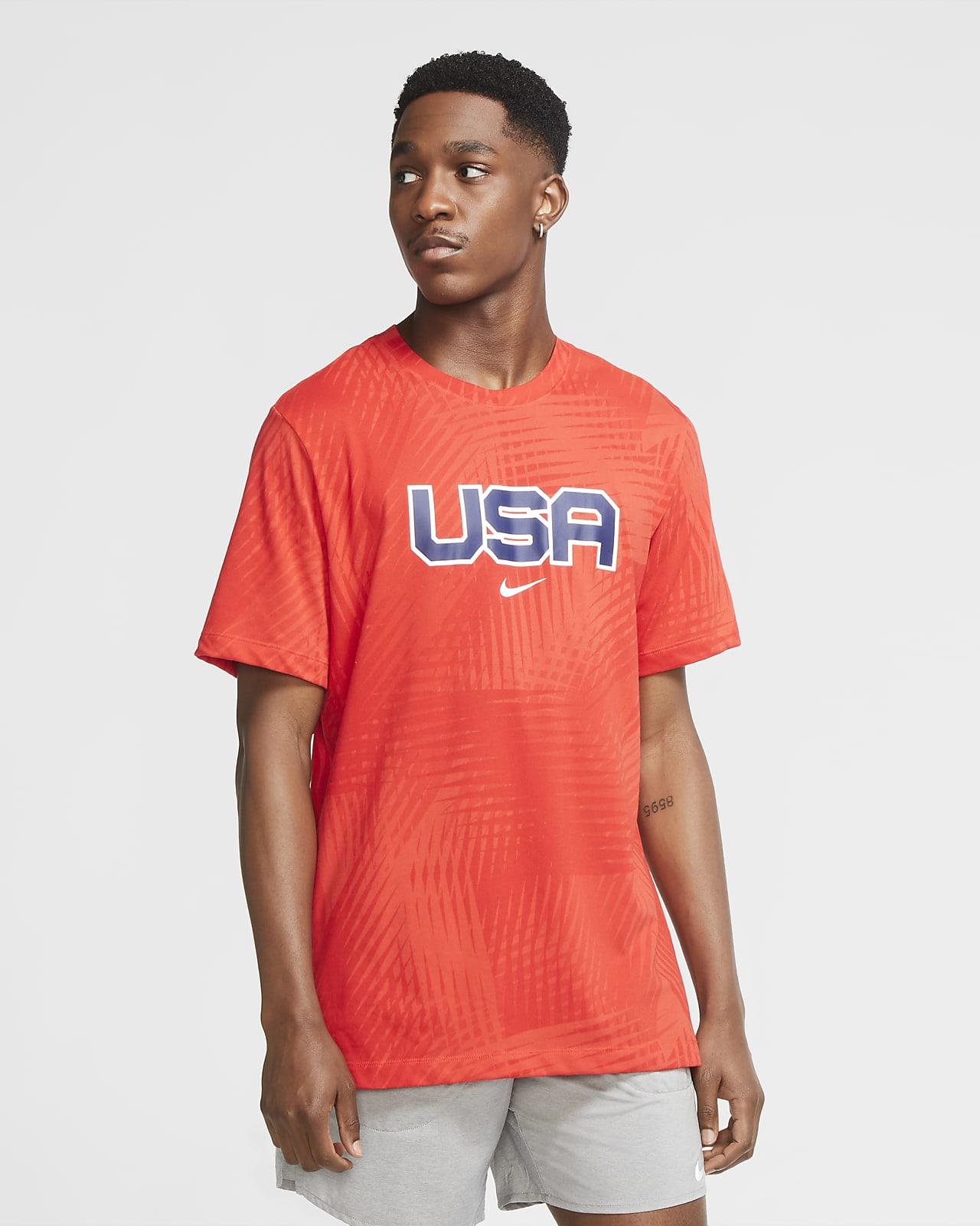 เสื้อยืดวิ่ง Nike Dri-FIT Mixed Relays