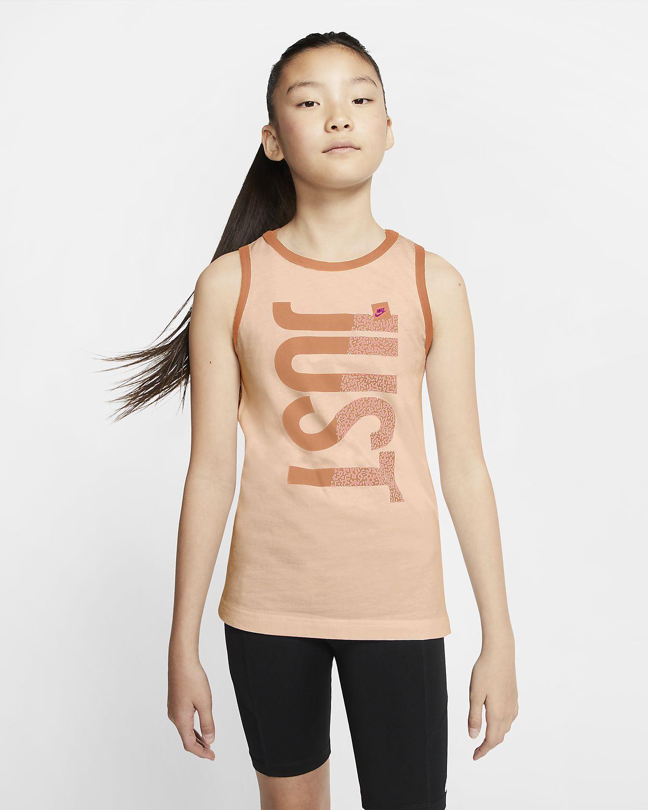 Nike Sportswear Big Kids' Tank