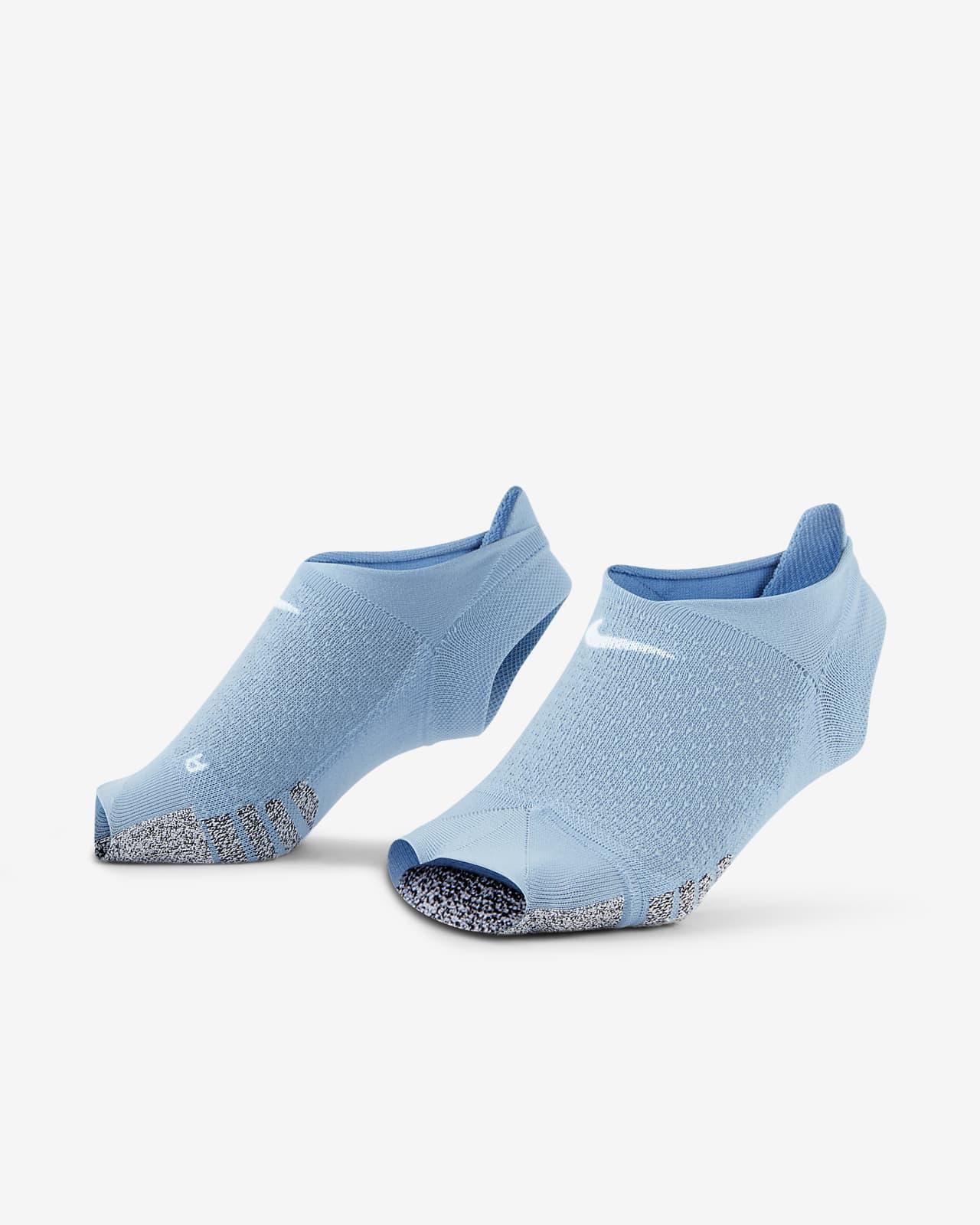 NikeGrip Studio Women's Toeless Footie Socks
