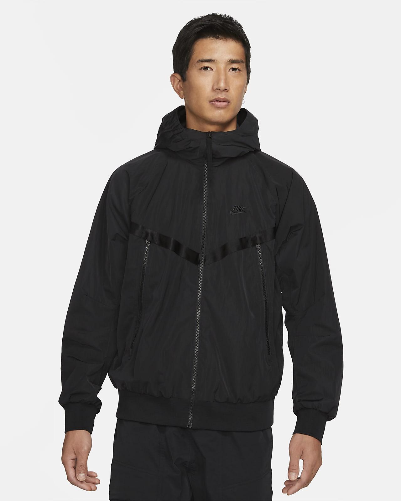 Nike Sportswear Premium Essentials Men's Unlined Hooded Windrunner Jacket