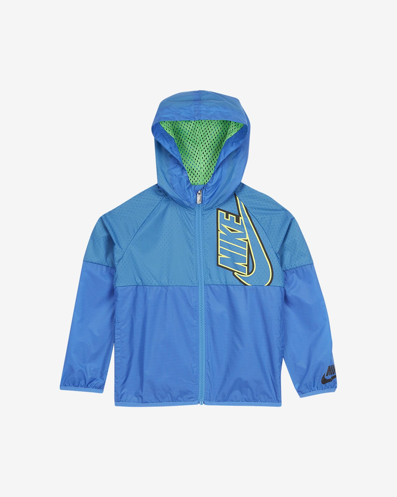 Nike Sportswear Little Kids' Full-Zip Jacket