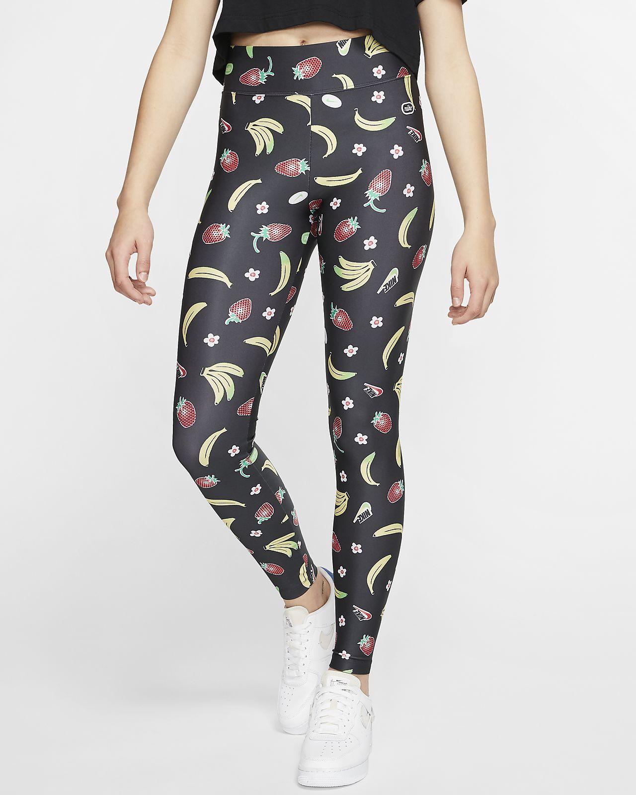 Leggings de cintura alta con estampado para mujer Nike Sportswear