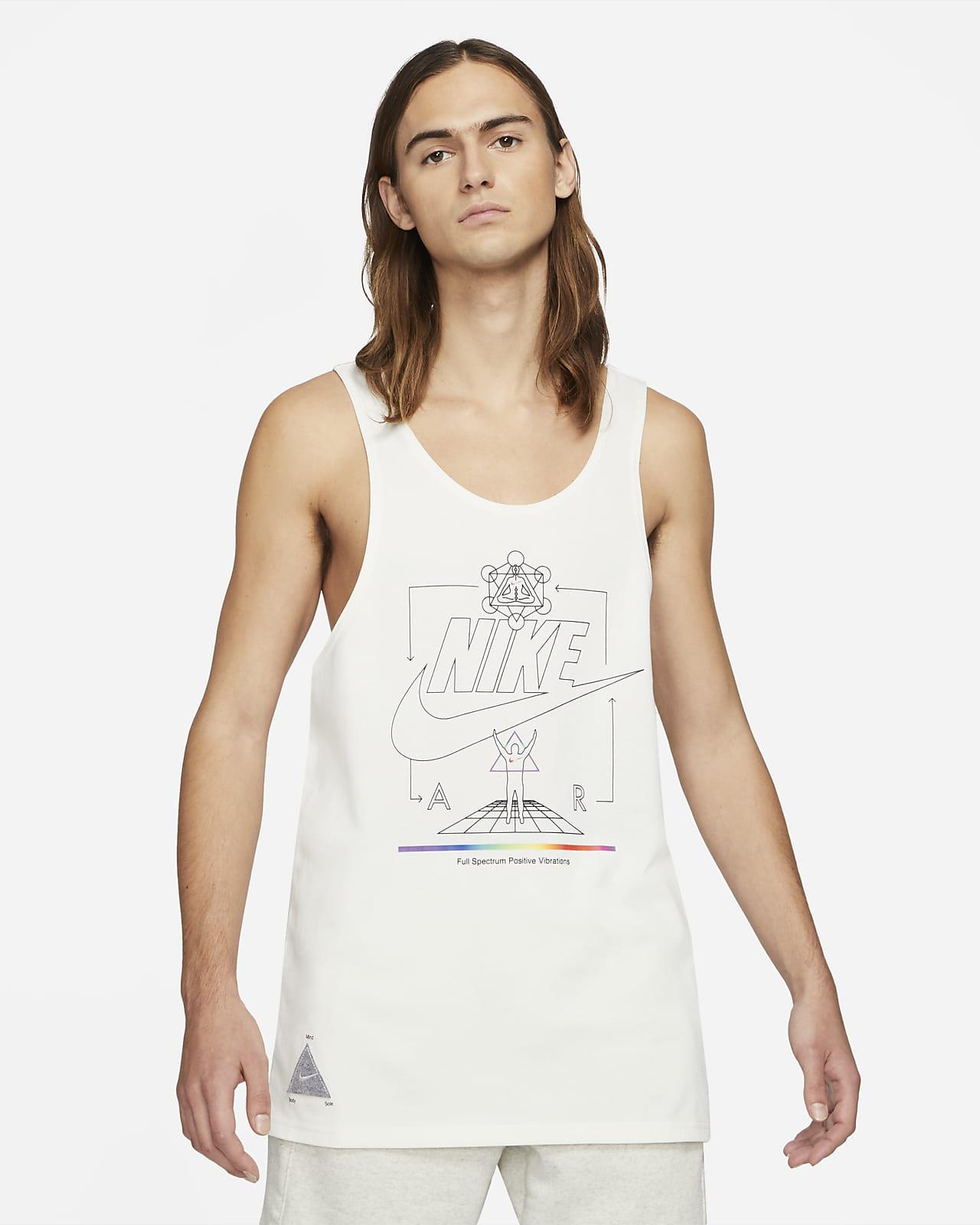Camiseta de tirantes para hombre Nike Sportswear