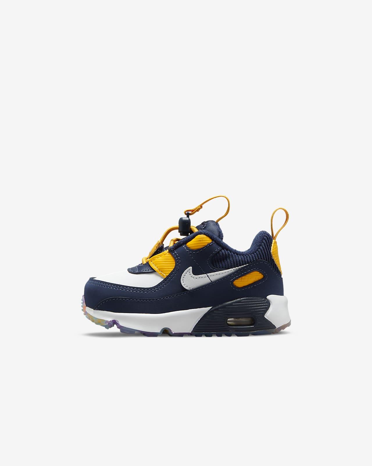 Nike Air Max 90 Toggle SE Baby/Toddler Shoes